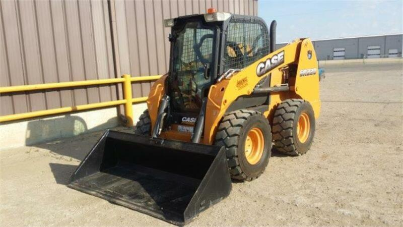 2013 Case SR220 Skid Steer Loader