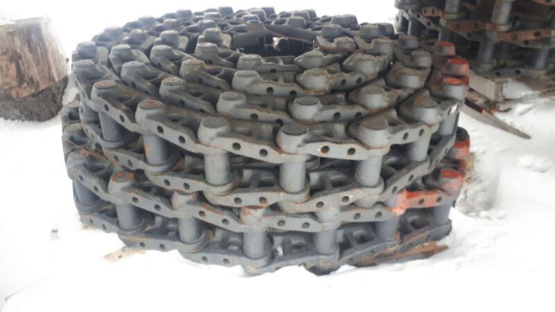 2019 Hitachi Vtrack chains undercarriage