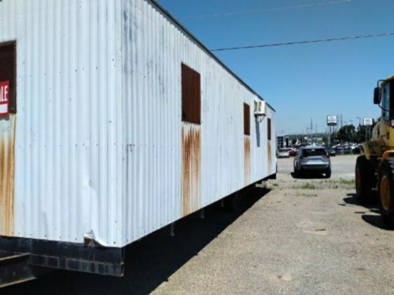 2000 Custom Built 12' x 44' Office Trailer