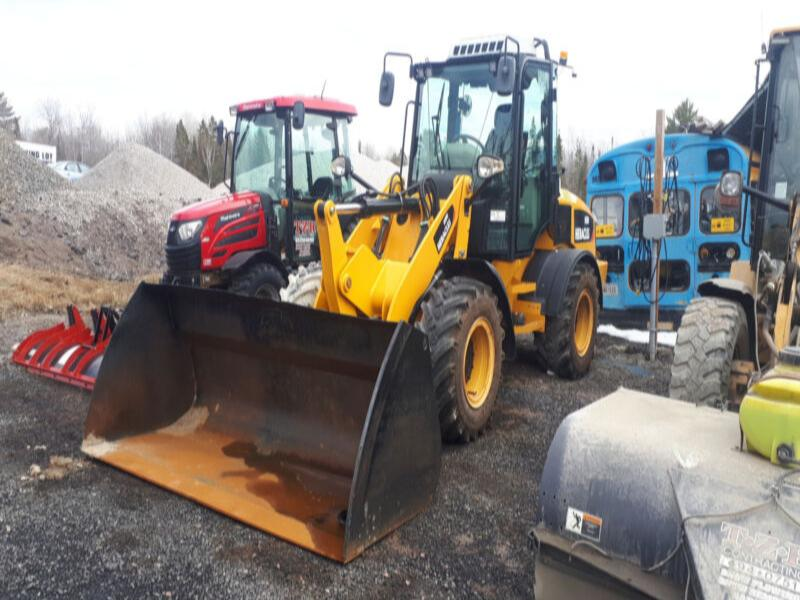 2018 Heracles H580 Wheel Loader