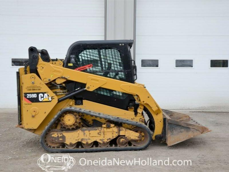 2015 Cat 259D Compact Track Loader