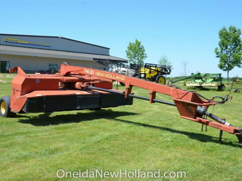 1998 New Holland 1431 Mower Conditioner