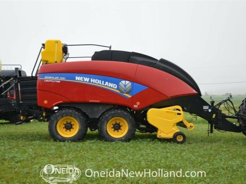 2013 New Holland 330P Large Square baler