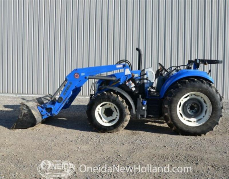 2015 New Holland T4.120 Tractor