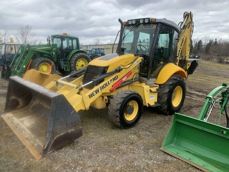 New Holland B95B Loader Backhoe for sale