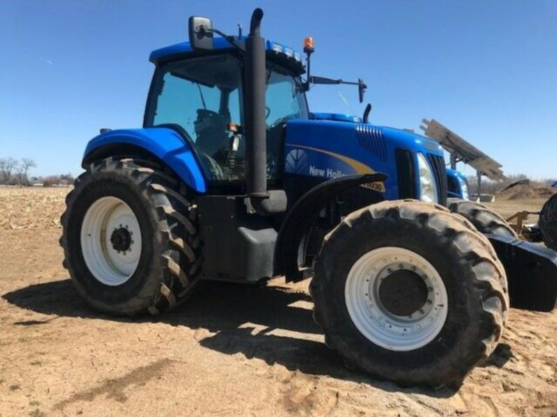 2008 New Holland T8030 Tractor
