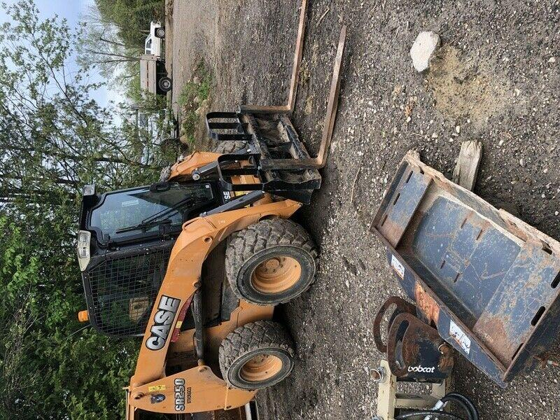 Case SR250 skid steer loader