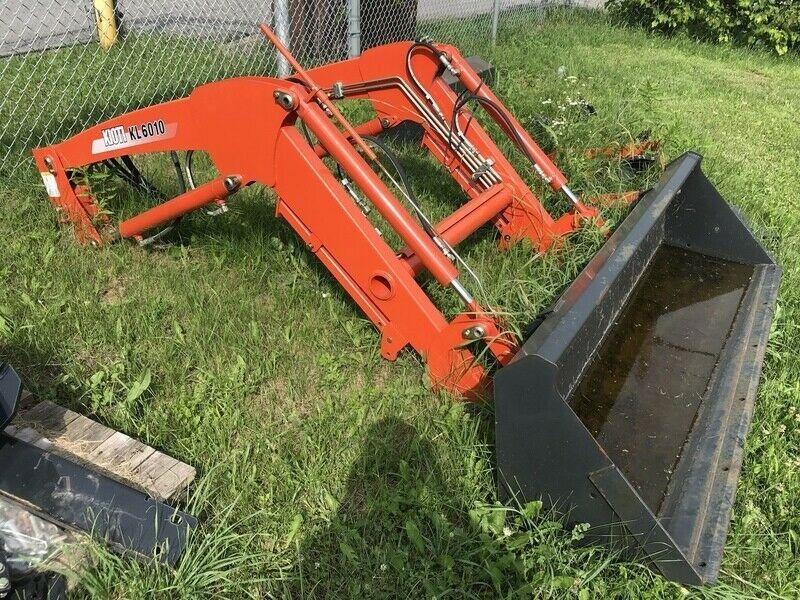 Kioti KL6010 front end loader for sale