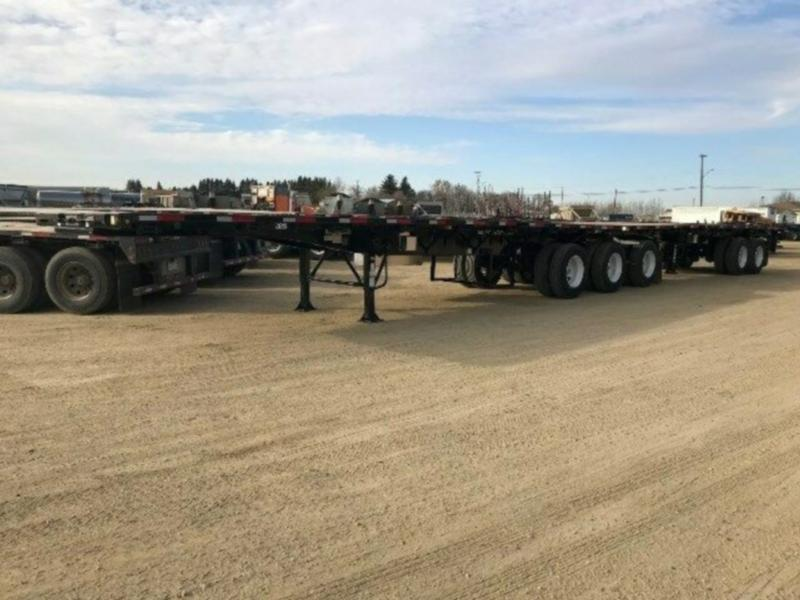 2018 - 2019 Lode King Super B Flat Deck Trailers