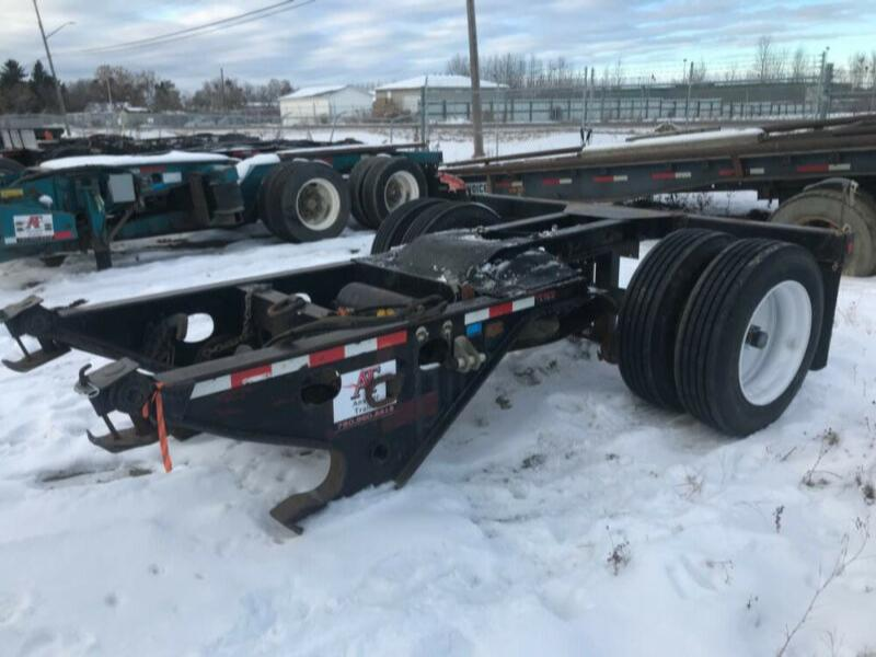1999 Arrow Master Single Axle Fishmouth Booster