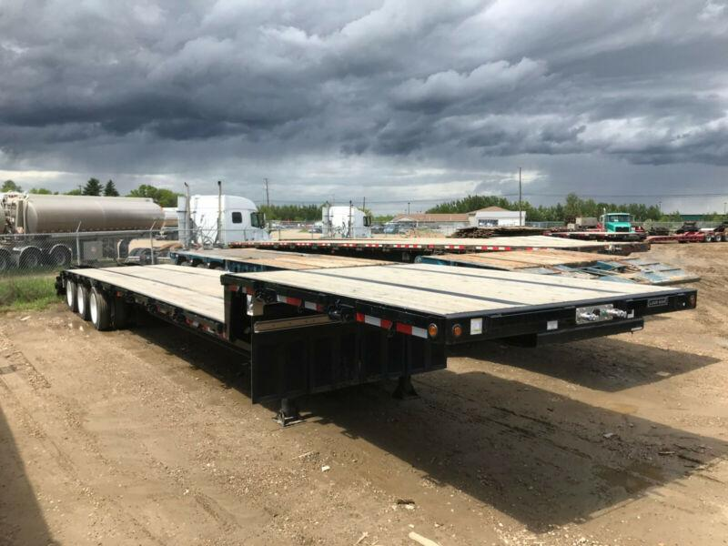 2020 Lode King Tridem Step Deck w/ Ramps