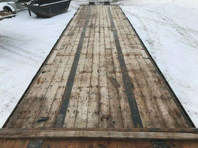 2015 Lode King Step Deck w/Ramps